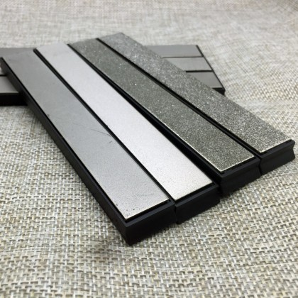 Алмазный брусок: точилка для ножей за 170 рублей