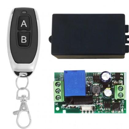 Универсальный пульт дистанционного управления гаражным воротами, светильником или любым прибором.