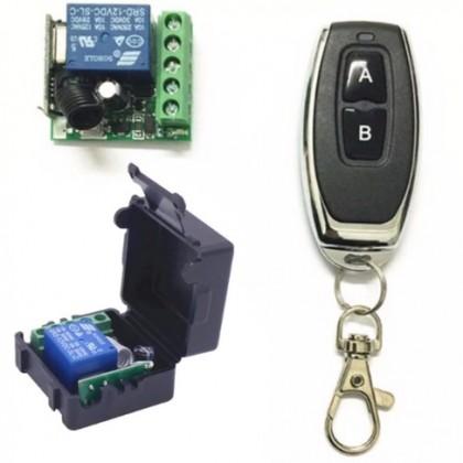 Пульт дистанционного управления гаражным воротами, замками и другим электроприбором.