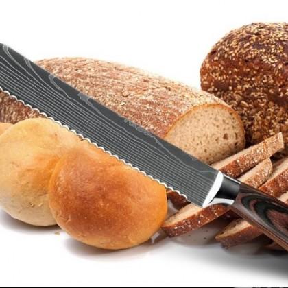 Топ-3 популярных стальных кухонных ножей с Aliexpress