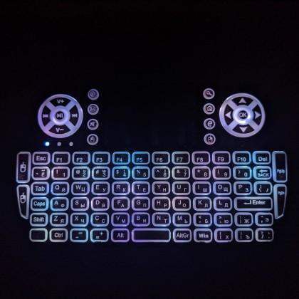 Беспроводная 2.4g клавиатура