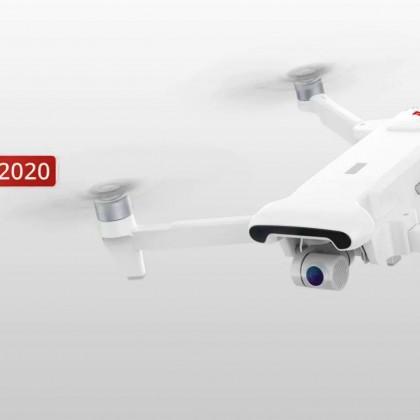 Новинка! Лучший Квадрокоптер с лучшей Камерой 2021! Квадрокоптер дрон Xiaomi FIMI X8SE 2020!