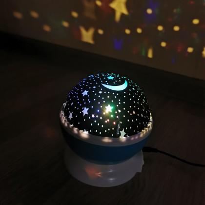 Звездный светодиодный проектор