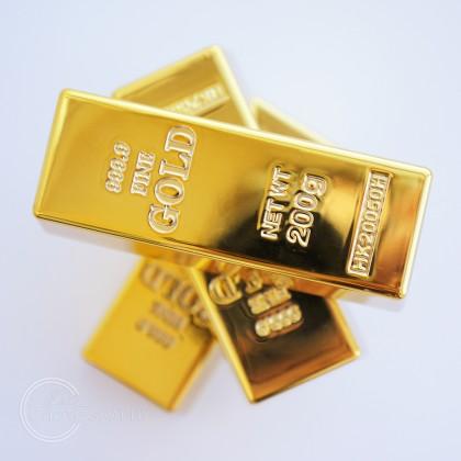 2.99 доллара за слиток золота