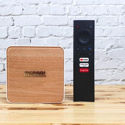 Обзор Mecool KM6 Deluxe: новое поколение приставок Android TV