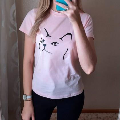 Милая футболка от personality apparel Store