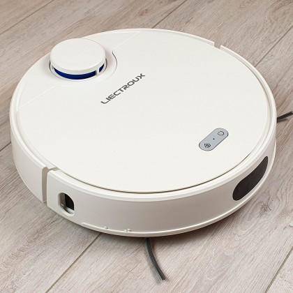 Обзор робота-пылесоса с лазерной навигацией Liectroux ZK901: мощный, умный и цена не кусается