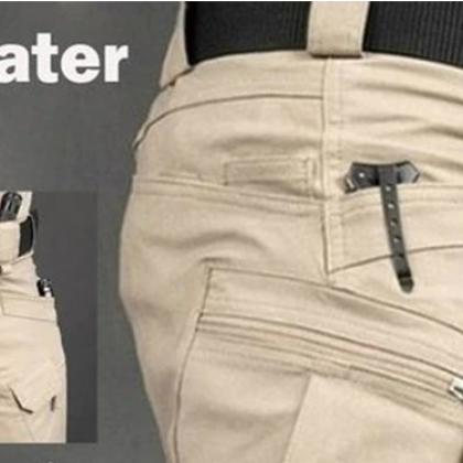 Лёгкие летние брюки.