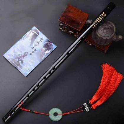 Профессиональная бамбуковая флейта для детей и взослых.