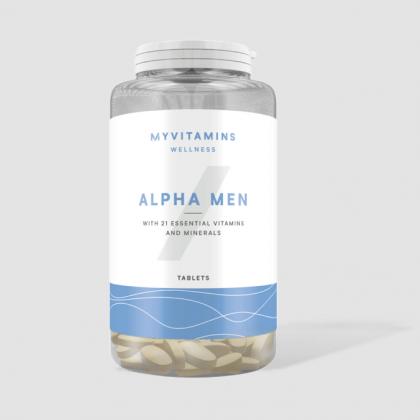 Витамины Alpha Men  для активных занятий спортом