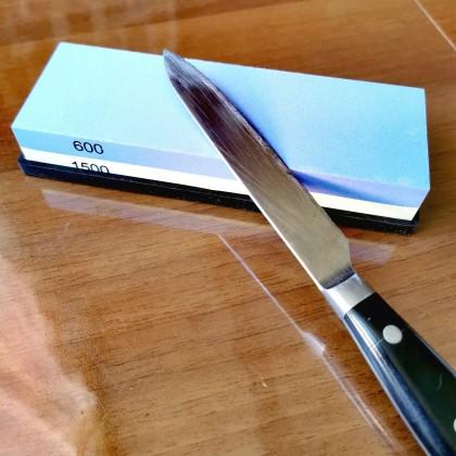 Точильный двусторонний камень для ножей