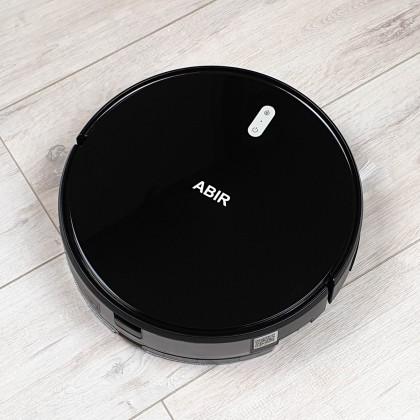 Обзор Abir G20S: робот, который пылесосит и моет пол одновременно