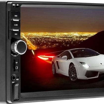Автомагнитола Podofo 2Din HD-экран 7