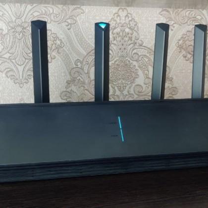 Роутер Xiaomi AX3600, или интернет в каждый дом, и его комнату