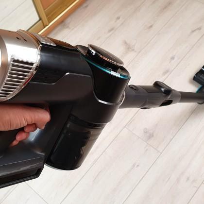 Беспроводной вертикальный пылесос Redkey F10: это вам не бабушкина Ракета!
