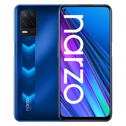 Realme Narzo 30 5g - дерзкий внутри и снаружи