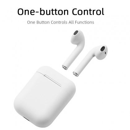 Беспроводные наушники Mini TWS, Bluetooth-совместимые наушники, Hi-Fi наушники с глубокими басами и