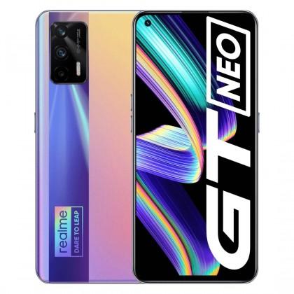 Флагманские смартфоны Realme GT в вариантах: NEO/5G/Master - в чем разница?