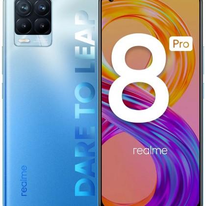 Смартфоны среднего ценового диапазона - Realme 8 / 8PRO / 8 5G в чем разница?