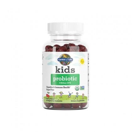 Жевательные пробиотики для детей от Garden of Life