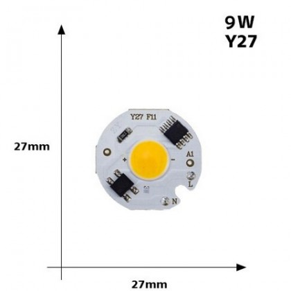COB LED Chip Light 220V No Need Driver DIY Led Floodlight Lamp Y27.