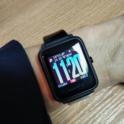 часы AMAZFIT BIP S