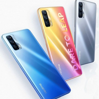 Realme V15 5G - идеальное сочетание за свою цену!