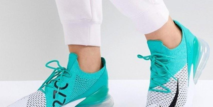 Настоящие Кроcсовки Nike Air Max 270 - отзыв покупателя