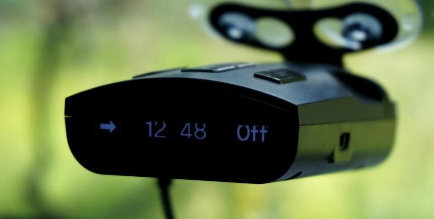 Анти-радар для авто-леди - отзыв покупателя
