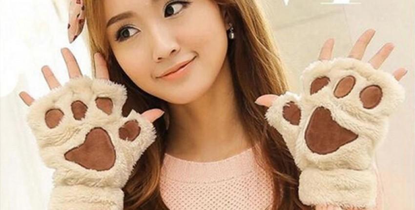 Лапки кошачьи для настоящих модниц