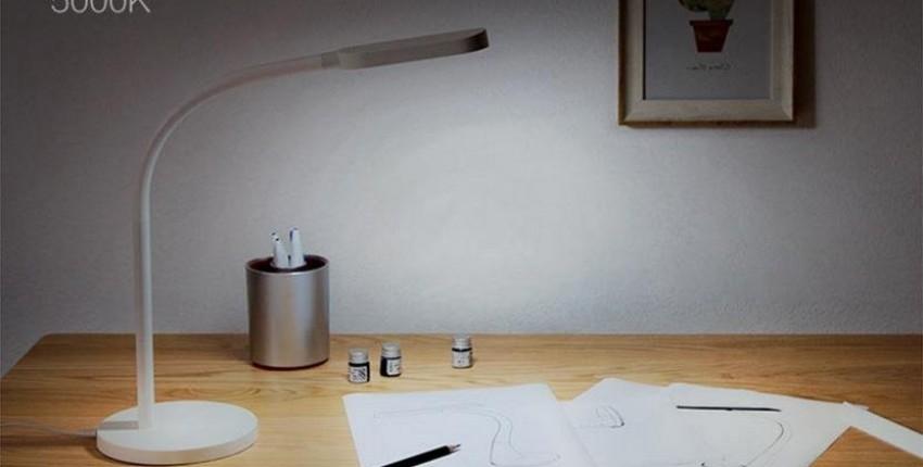 Настольная лампа без проводов - отзыв покупателя
