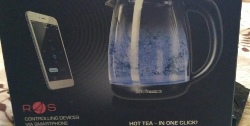 Умный чайник - отзыв покупателя