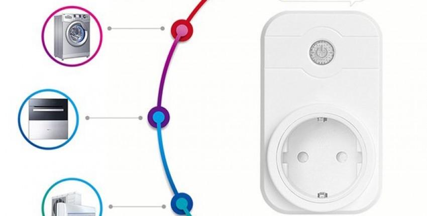 Умная Wi-Fi розетка от Tonbux - отзыв покупателя