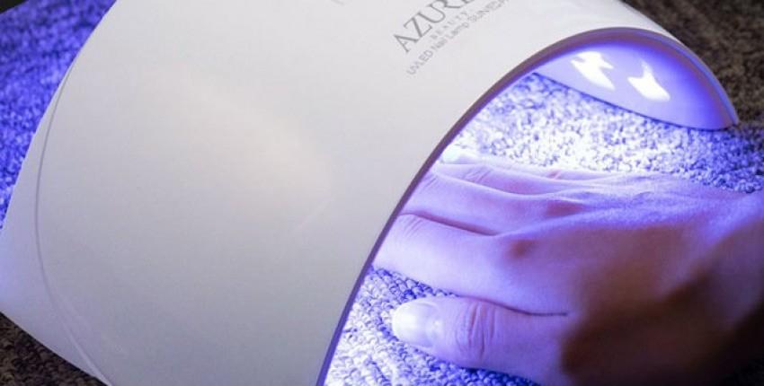 Светодиодная лампа для маникюра