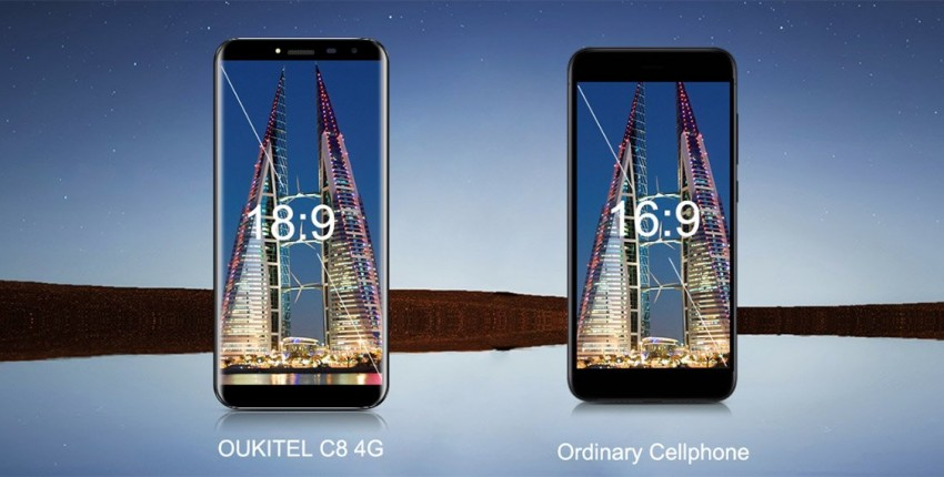 oukitel c8 - отзыв покупателя