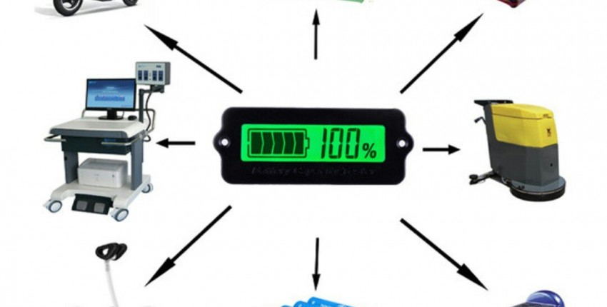 Индикатор заряда - отзыв покупателя