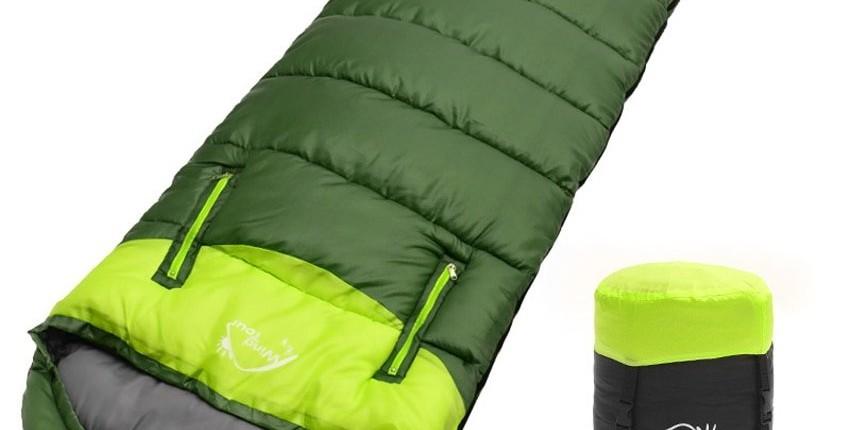 Спальный мешок - отзыв покупателя