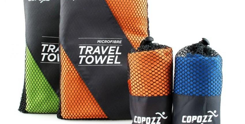 Полотенца для плавания Copozz - отзыв покупателя