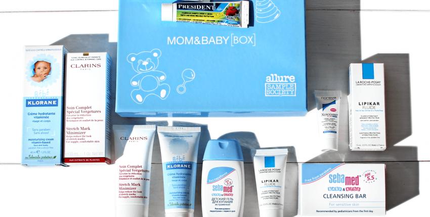 Коробочка с детскими товарами Baby Box - отзыв покупателя