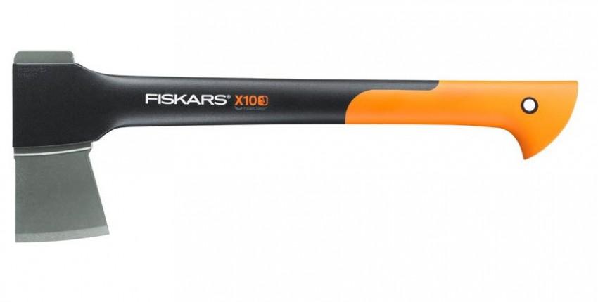 Универсальный топор Fiskars X10 - отзыв покупателя
