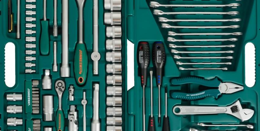 Набор инструмента Jonnesway S04H624101S, 101 предмет - отзыв покупателя