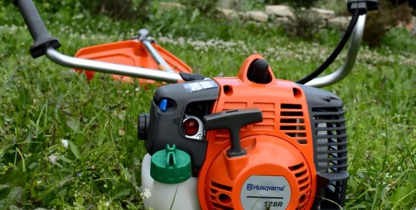Бензиновый триммер Husqvarna 128 R 9527157-58 - отзыв покупателя