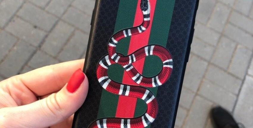 Модный Чехол Gucci на Айфон - отзыв покупателя