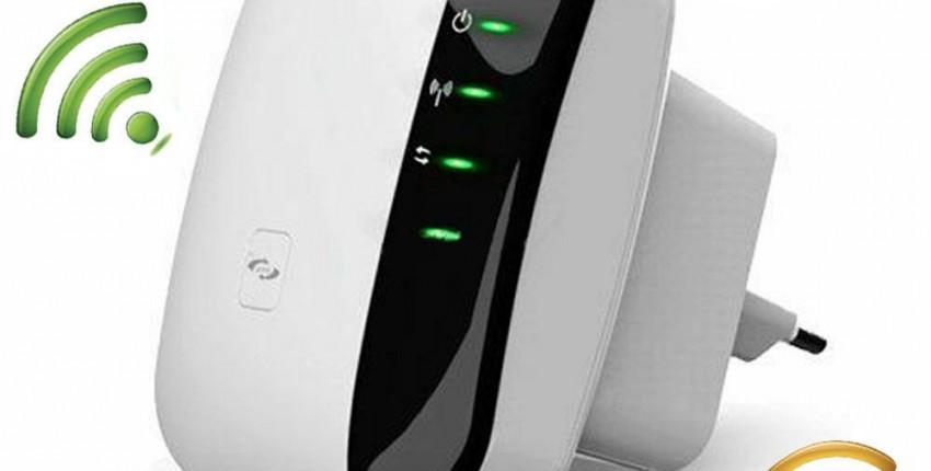 Беспроводной Wi-Fi ретранслятор сигнала, усилитель 802.11N/B/G - отзыв покупателя