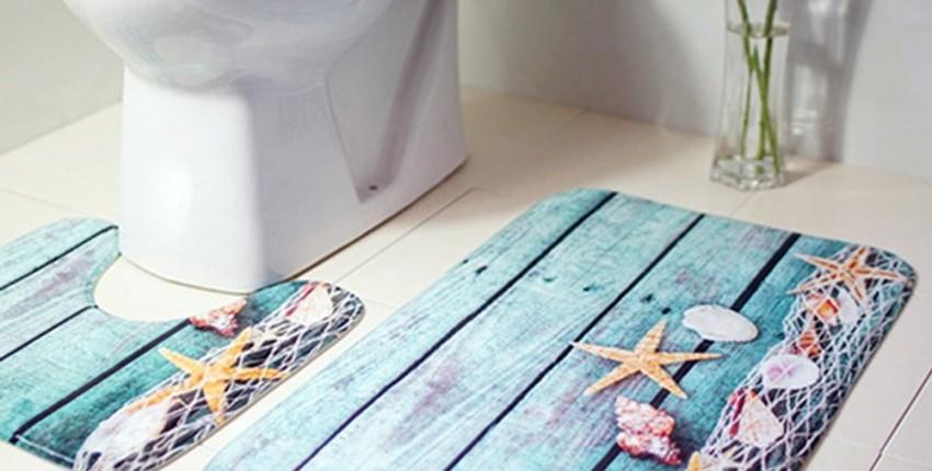 Коврики для ванной комнаты - отзыв покупателя