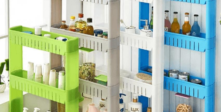 Многофункциональные полки для хранения - отзыв покупателя
