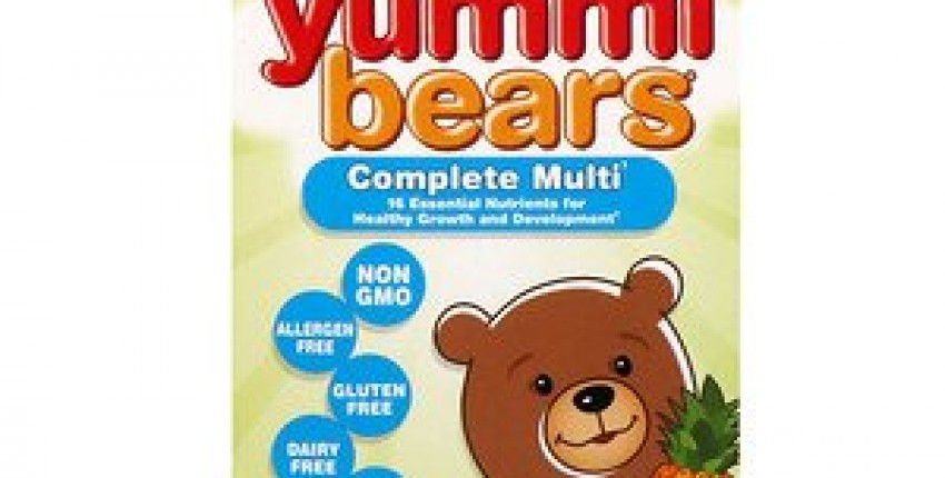 Биологические витамины Мишки Юмми - отзыв покупателя