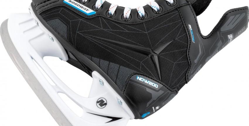 Коньки хоккейные детские Nordway NDW200 - отзыв покупателя