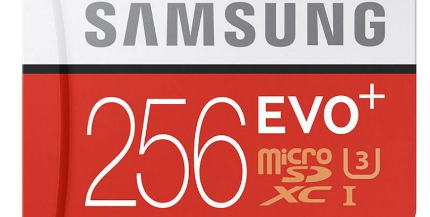 Карта Micro SD 256 ГБ SAMSUNG. - отзыв покупателя
