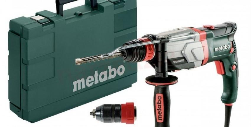 Перфоратор Metabo KHE 2860 Quick 600878510 - отзыв покупателя